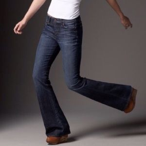 Joe's Rocker Boot Cut, Flap Pocket Jeans Size 26